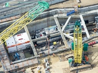 Tunnelling begins on Forrestfield-Airport Link