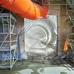 Entry to Tunnel One at Bayswater - August 2020