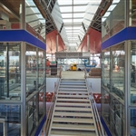 High Wycombe Station lift installation - August 2020